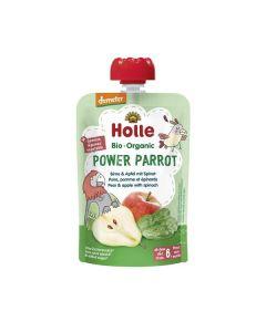 Power Parrot Puré Frutos E Legumes Bio 6M
