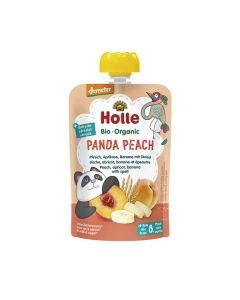 Panda Peach Puré Frutos Bio 8M