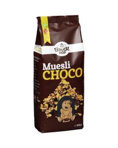 Muesli Crocante Com Chocolate Bio Sem Glúten