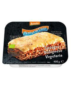 Lasanha Bolonhesa Vegetariana Congelada
