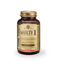 Multi I Multivitaminas E Minerais