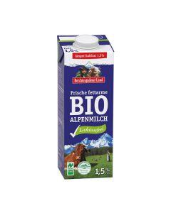 Leite Meio-Gordo Bio 1,5% M.G. Sem Lactose