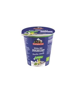 Iogurte Baunilha Bio Sem Lactose