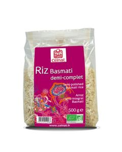 Arroz Basmati Semi-Integral Bio