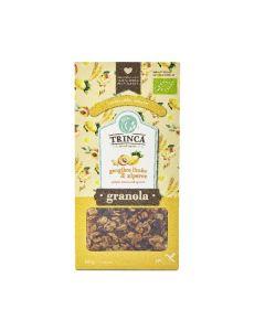 Granola Gengibre, Limão E Alperce Bio