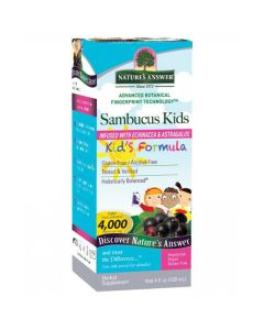 Sambucus Kids Form.-Sabug. Equin. Astrágalo China