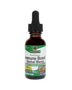 Immune Boost - Mist. Extr. Líq. S/Álcool Plantas