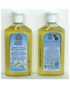 Shampoo Infantil Reflexos Louros Camomila