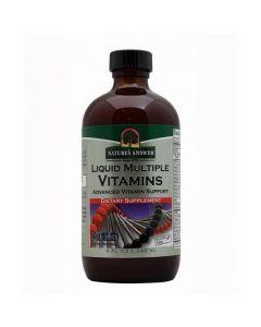 Multiple Vitamins Liquid-Fórm. Multivit. Líq. S/Ál