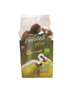 Biscoitos De Pêra Bio