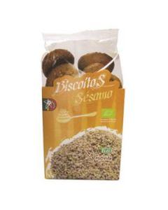 Biscoitos De Sésamo Bio