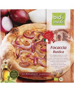 Pizza Rústica Ultracongelada Bio