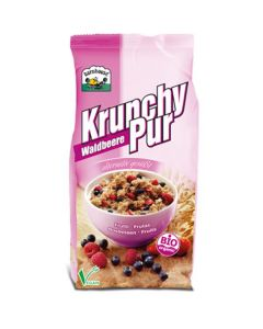 Krunchy Sun Frutos Do Bosque Bio