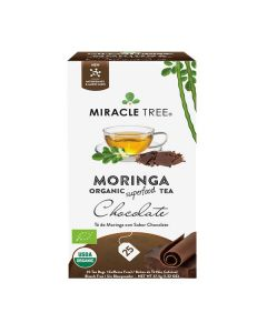 Cha Moringa E Chocolate