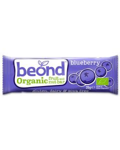 Beond Organic Blueberry Bar