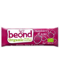Beond Organic Raspberry & Acai Bar