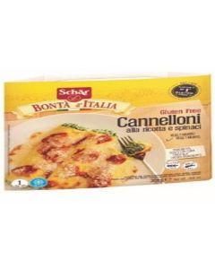Cannelloni Congelado Sem Glúten Espinafres
