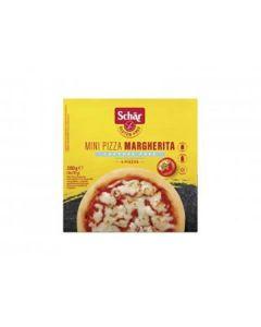 Minipizza Margherita Congelada Sem Glúten E Sem Lactose