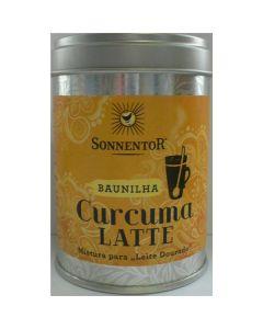 Curcuma Latte Baunilha Bio