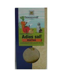 Adios Sal! Vegetais - Condimento Bio