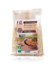 Bulgur 3 Cereais Bio