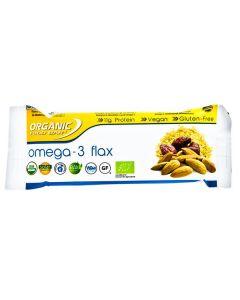 Barra Bio Ómega-3 Linho