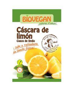 Casca Limão Pó Bio