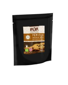 Chocolate Preto Pepitas 50% Cacau Bio Fair Trade
