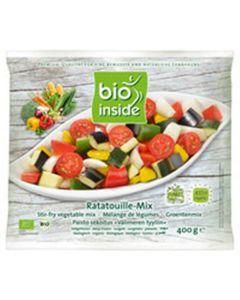 Mistura Legumes Ratatouille Ultracongelada Bio