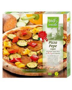 Pizza Pepe Vegan Ultracongelada Bio