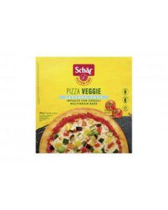 Pizza Veggie Sem Gluten E Sem Lactose Congelada