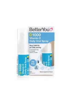 Vitamina D 1000Ui Spray Oral