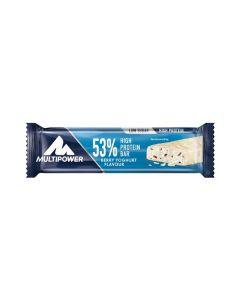 Barra 53% Proteína Sabor Bagas E Iogurte