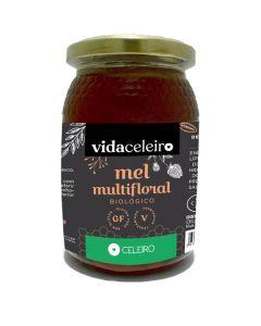 Mel Biológico Multifloral