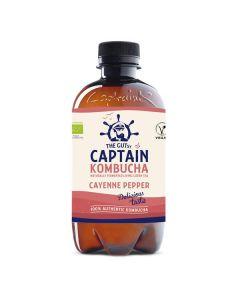 Captain Kombucha Bio Caeina
