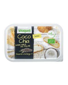 Coco Chia - Margarina Vegetal Coco Chia Bio
