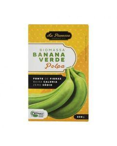 Biomassa De Banana Verde Polpa Bio