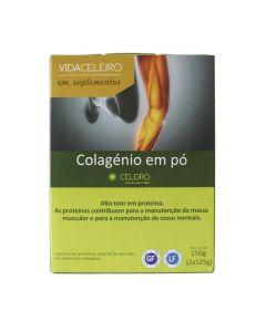 Colagénio Hidrolisado Em Pó Proveniente Da Gelatina