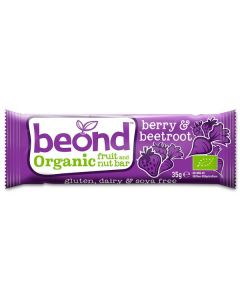 Beond Organic Berry & Beetroot Bar