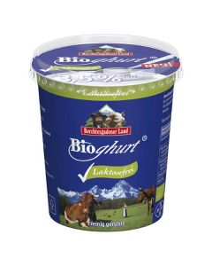 Iogurte Sem Lactose 3,5% Matéria Gorda Bio