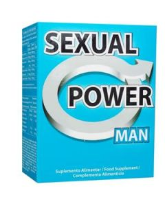 Sexual Power Man