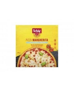 Pizza Margherita Sem Glúten E Sem Lactose Congelada