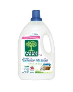 Detergente Roupa Peles Sensíveis