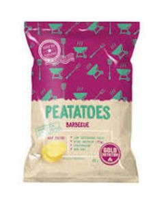 Peatatoes - Chips Proteicas Barbecue