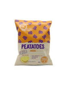 Peatatoes Chips Proteicas Cheese