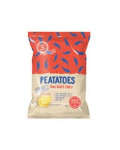 Peatatoes Chips Proteica Thai Sweet Chili