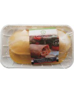Empanadilhas De Legumes Vegan Congeladas