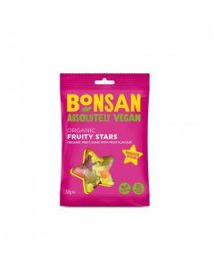 Gomas Vegan Bio Fruta Stars Sem Glúten
