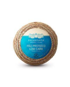 Pão Low Carb Proteíco Bio Sem Glúten