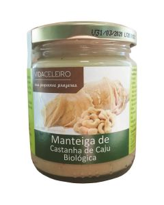 Manteiga De Caju Bio